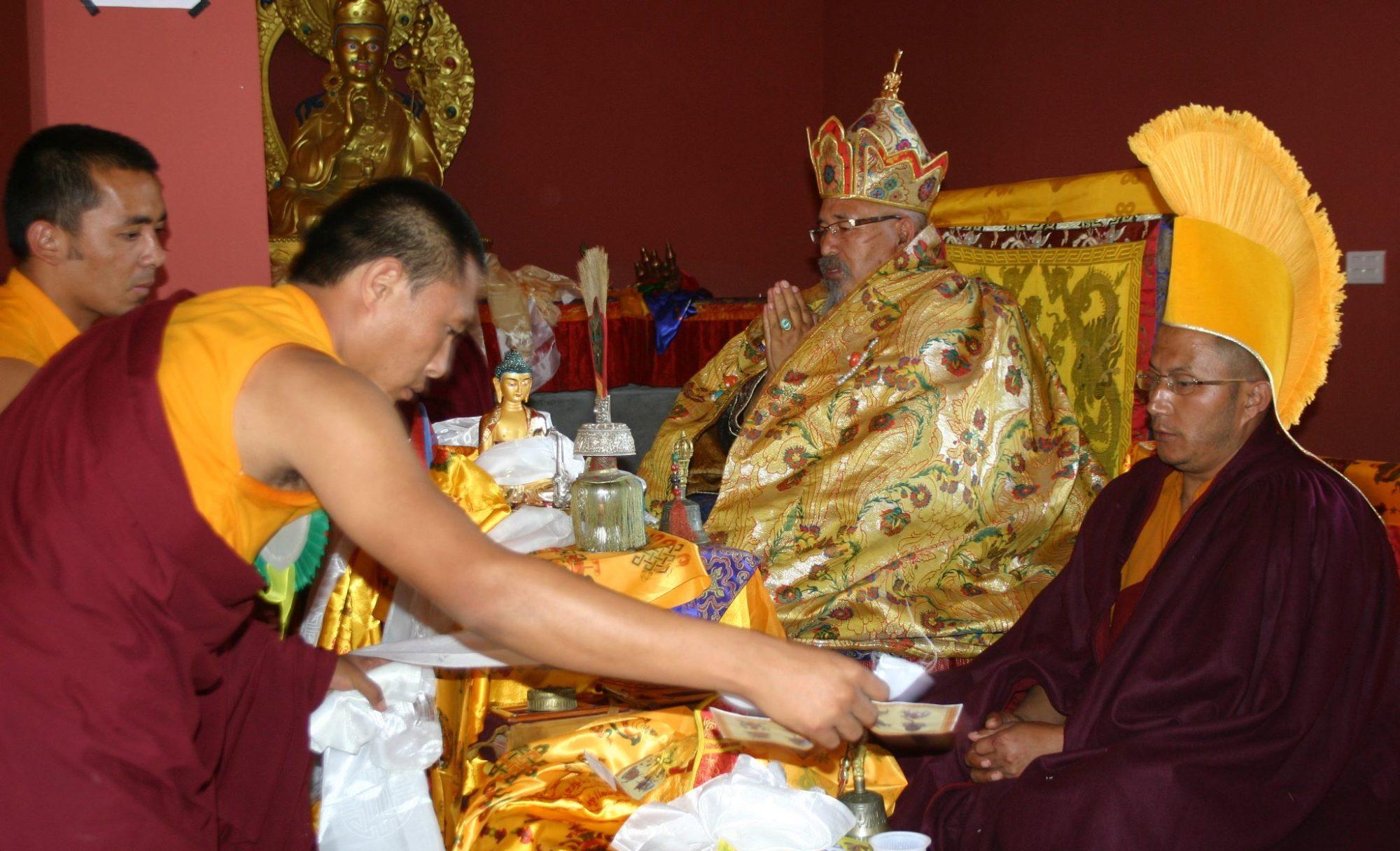 Nyingma Palyul Buddhist School