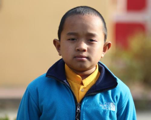 Name: Chhyaten (Safal) TamangAge: 12Grade: Five