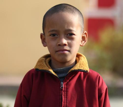 Name: Tenjing (Niranjan) TamangAge: 10Grade: Two