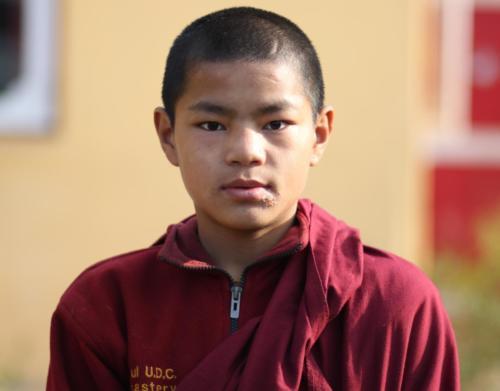 Name: Dawa Dondup TamangAge: 14Grade: Five