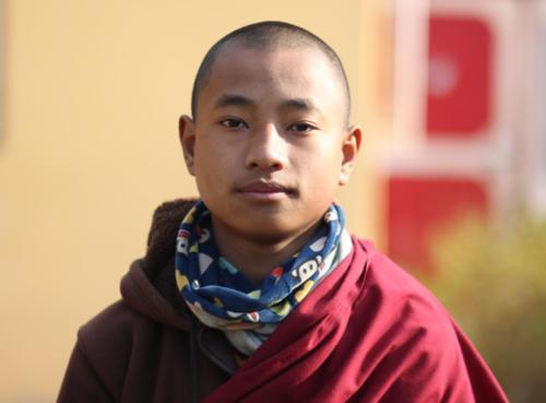 Name: Lakpa Dondup TamangAge: 15Grade: Seven