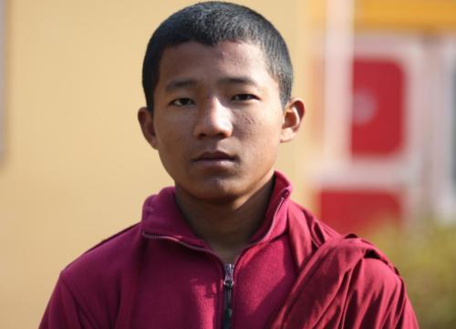 Name: Chhyulthim (Anil) TamangAge: 17Grade: Ten