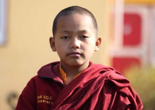 Name: Gelek (Sagar) TamangAge: 10Grade: Two