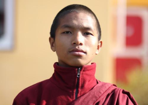 Name: Chhedup Tamang Age: 18Grade: Eight